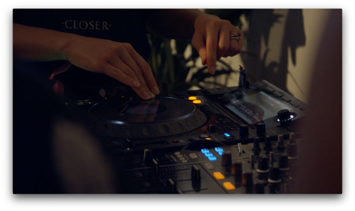 DJ Workshop with WXMB 2's Lucid Stannard