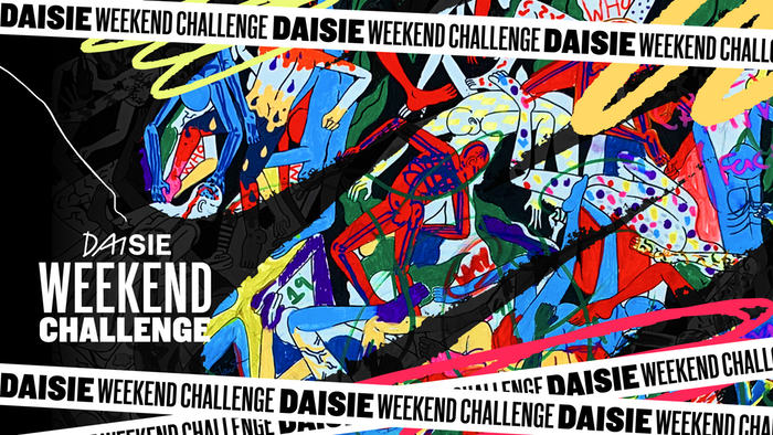 Daisie Weekend Challenge Winners